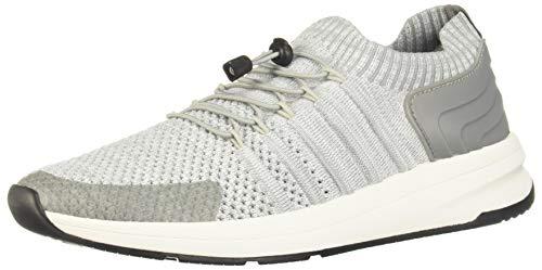Flexi 403802 Gris Zapatos de Estar en casa para Hombre, Color Gris, 250