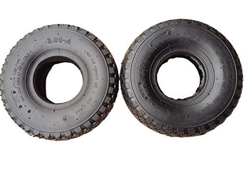 2 x Frosal Mantel/Reifen Bollerwagen/Sackkarre 3.00-4/260 x 85