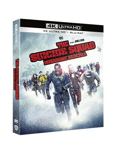 Suicide Squad - Missione Suicida (4K Ultra HD + Blu-Ray)
