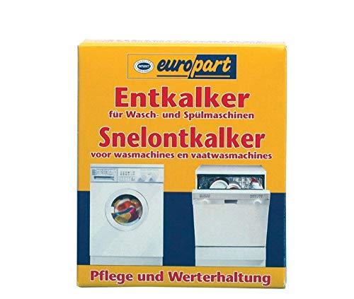 Machineontkalker voor wasmachine voor onderhoud en behoud van waarde 200 g.