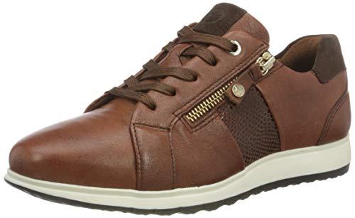 Tamaris Damen 1-1-23755-25 Sneaker, braun, 39 EU