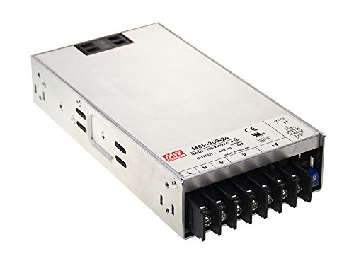 MSP-300-5 AC DC Power Supply Lowest price challenge Single-OUT 11-P 60A Medical 300W 5V Omaha Mall