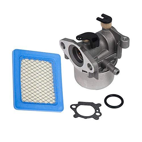 safercctv (TM) ersetzen Vergaser mit Luftfilter für Briggs & Stratton 790845799871799866796707794304Quantum Motor 4Cycle Rasenmäher Toro Handwerker Yardman Snapper