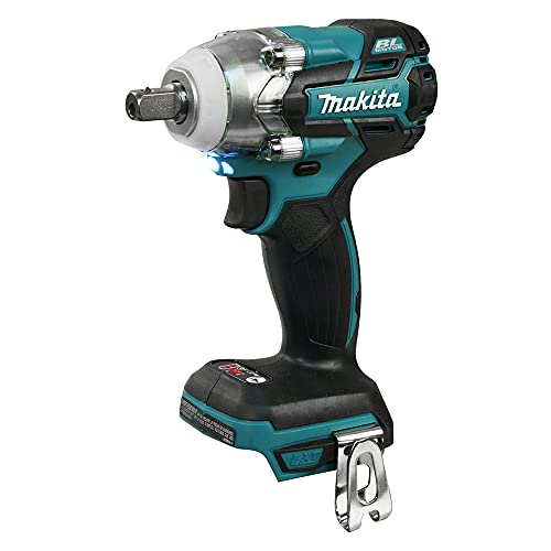 Makita DTW285Z Impact Wrench, 18 V, Blue/Black, Small