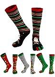 Toe Socks Women Cute Comfy Low Cut Five Finger Cat Animal Sock Crew for Ladies Ankle Sox for Ladies -  Artfasion