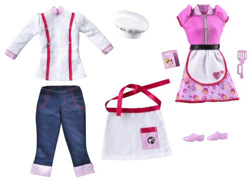 Barbie - Ropa para muñecas Fashion (W3750)