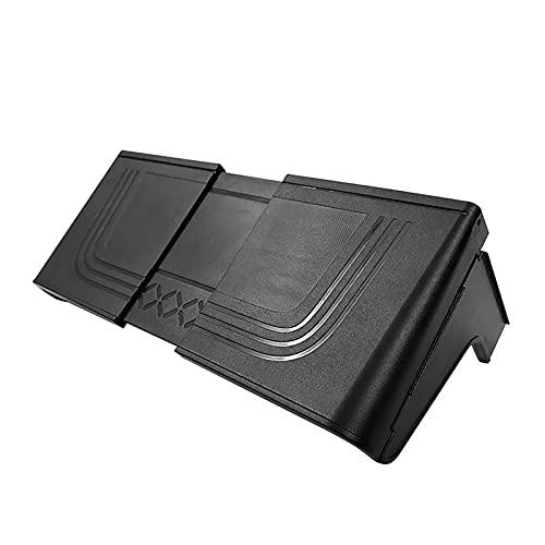 lifebea GPS de navegación GPS del coche Sun Shade Visor Cubierta Universal Auto GPS Anti-reflejo Escudo Protección Visión Auto Interior Racional