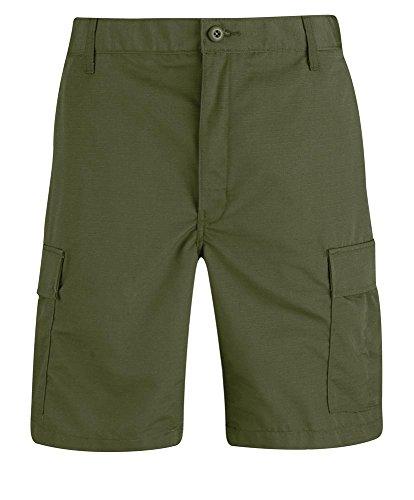 Propper BDU Pantalon Court pour Homme XL Olive - 100% Coton