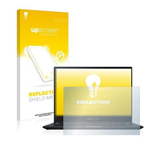 upscreen Entspiegelungs-Schutzfolie kompatibel mit Asus Rog Flow X13 2-in-1 – Anti-Reflex Bildschirmschutz-Folie Matt