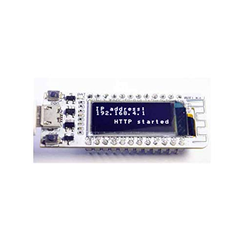 ESP8266 IOT Internet Things Board para Arduino 0.96 pulgadas azul OLED Display WIFI Kit 8 32M Flash IIC NodeMCU