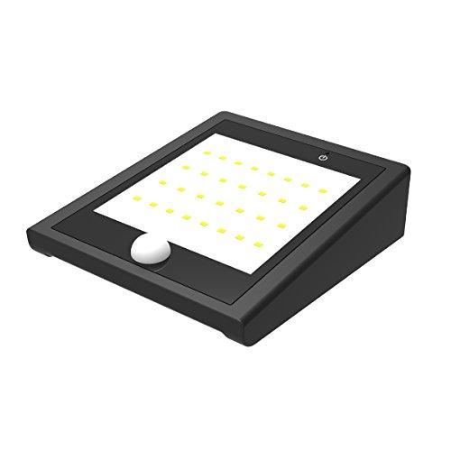 Solar Spotlights, Holan 4-LED Solar Landscape Lights 180