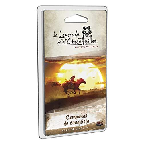 Leyenda de los Cinco Anillos LCG - Campañas de Conquista