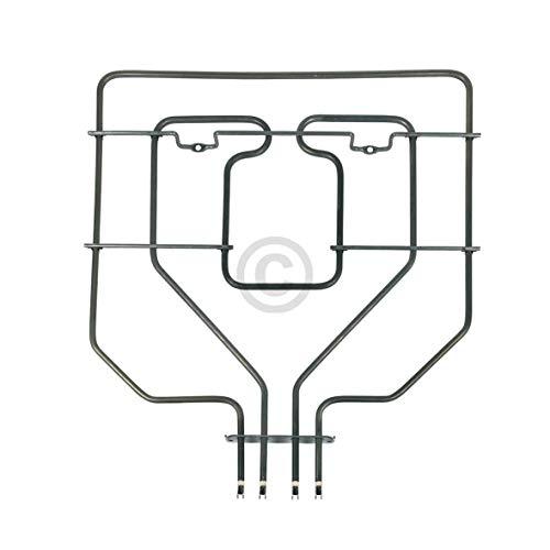 DL-pro Heizung Heizelement Oberhitze Grill 2800W 230V für Bosch Siemens Constructa 684722 00684722 für Backofen Herd