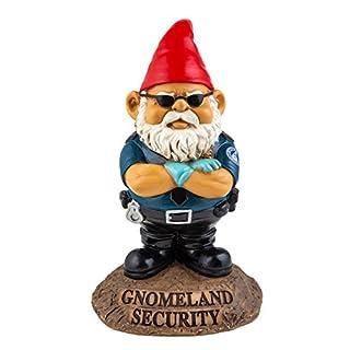 BigMouth Gnomeland Security Garden Gnome