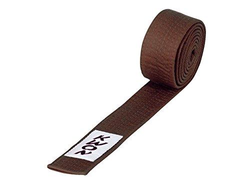 Kwon Taekwondo Judo Karate Gürtel Budogürtel Wettkampfgürtel 4 cm einfarbig