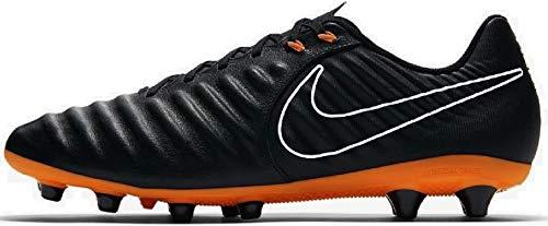 Bota Futbol Nike Tiempo Legend 7 Suela AG Negra Adulto