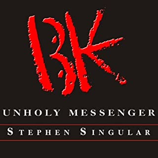 Unholy Messenger     The Life and Crimes of the BTK Serial Killer              By:                                                                                                                                 Stephen Singular                               Narrated by:                                                                                                                                 Alan Sklar                      Length: 10 hrs and 51 mins     269 ratings     Overall 4.0