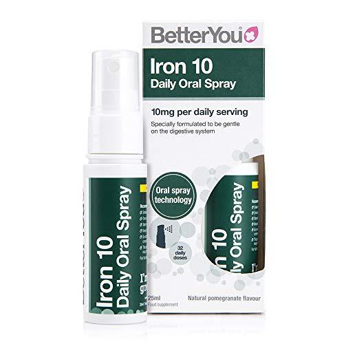 Better You Iron 10 Iron Oral Spray 25ml 500 g