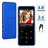 Best Audio Book Players - MP3 Player with Bluetooth, WIDON up to 128GB Review