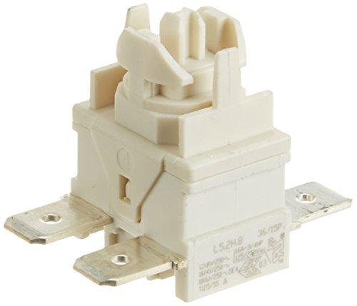 Genuine INDESIT LAVAVAJILLAS C00142650bastidor/MGD/sustitución de encendido/apagado interruptor de presión para lavavajillas.