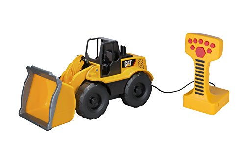 Toy State Véhicule de Chantier radiocommandé Caterpillar : Bulldozer