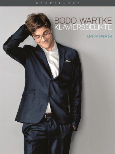 Bodo Wartke - Klaviersdelikte [2 DVDs]
