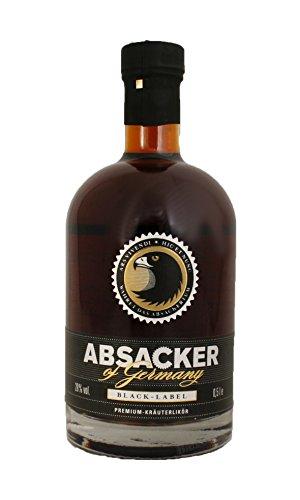 Absacker of Germany 0,5 Liter - 28{6a24a9a288c07f0db4a3a56dbbcc74f3f11bec25ae321835c9c288b905ae57ec} Vol