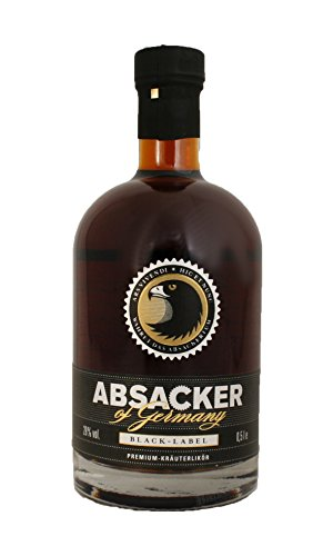 Absacker of Germany 0,5 Liter - 28{fdc44b9eeaa0da9231135940c662cd9634651cca325d7945e0c481069b5eb3b4} Vol