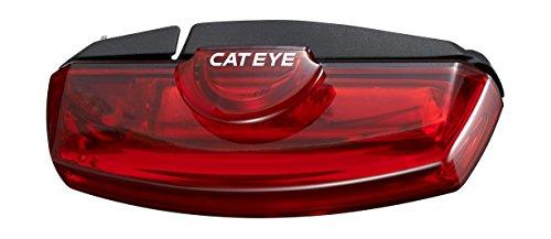 Cateye TL-LD700 Rapid X Luz Trasera Intermitente Recargable USB, 25 lm