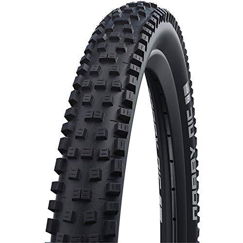 Schwalbe Nobby NIC HS602 - Cubierta para bicicleta (29 x 2,40', 62-622), color negro