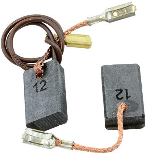 Escobillas de Carbón para BOSCH GBR 14 C - 5x10x17mm - 2.0x3.9x6.7'' - Con dispositivo de desconexión