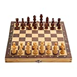 Juego de ajedrez Juego de ajedrez Plegable de Regalo, Juego de...