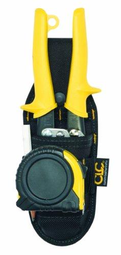 CLC Custom Leathercraft 1518 Tool and Knife Holder,Black