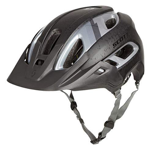 SCOTT 275199, Fahrradhelm, Unisex, Erwachsene, Dark Grey, S