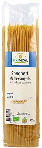 Primeal Halfvolkoren spaghetti 500 gram