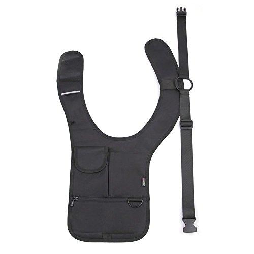 lazutom multi-usage de sécurité antivol avec clip ceinture de voyage Portefeuille Sac à bandoulière tactique Lot