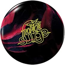 Storm Bowling Products Storm Tropical Surge Bowling Ball- Black/Cherry 15lbs