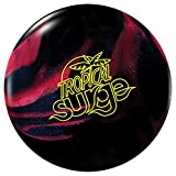 Storm Tropical Surge Bowling Ball- Black/Cherry 13lbs