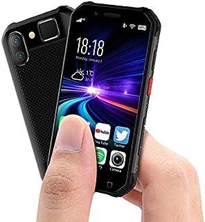 SOYES S10 アウトドア スマートフォン SIMフリー 4Gスマホ本体 3.0インチ リア5MPカメラ フロント5MPカメラ 3GB 32GB Android6.0 1900mAh GPS NFC PTT SOS 防水/防塵/耐衝撃 顔認...
