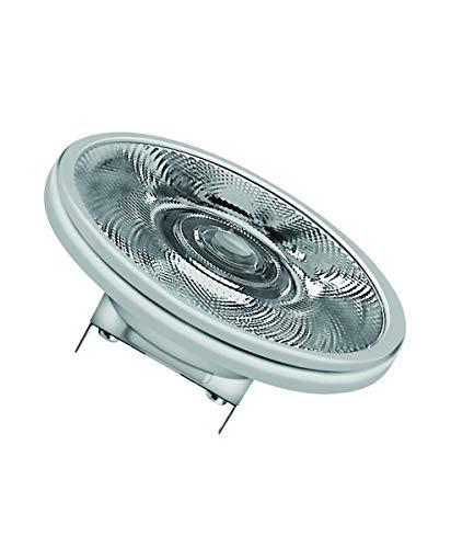Osram Lámpara LED Reflectora , Casquillo: G53 , Warm White , 2700 K , 11,80 W , Reemplazo por 50 W Reflector Lamp Parathom PRO AR111 [Clase de Eficiencia Energética A]