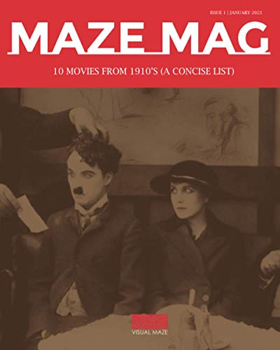 Maze Mag: 10 Movies from 1910's
