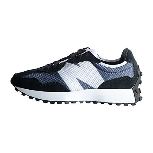 Calzado Deportivo para Hombre New Balance MS 327 Color Black White Talla 44
