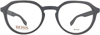 Eyeglasses Hugo Boss Orange Bo 323 02W7 00 Matte Black Wood