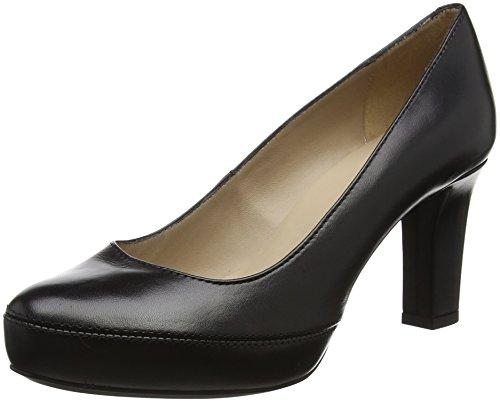 Unisa Numar_f17_na, Zapatos de Tacón para Mujer, Negro (Black), 35 EU