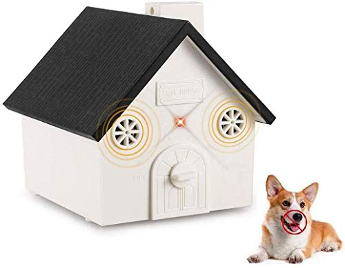 YC° Bark Control Device Ultrasonic Anti Barking Device,Stop Dog Bark...