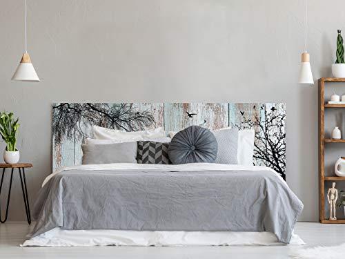 Cabecero Cama PVC Impresión Digital | Ramas 150 x 60 cm | Cabecero Original y Económico