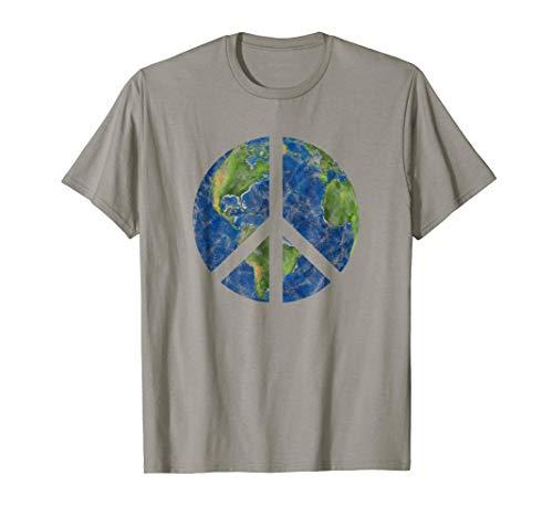 Peace On Earth T-Shirt World Peace