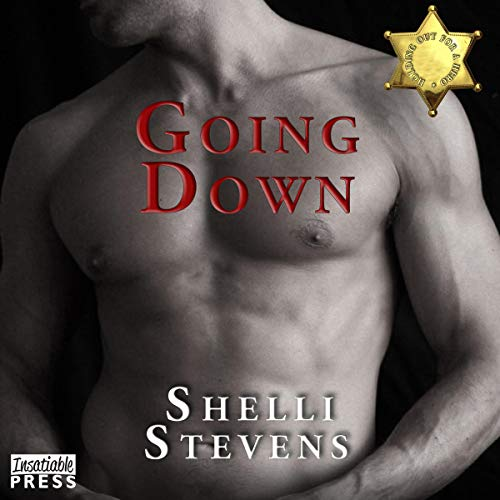 Going Down audiobook cover art