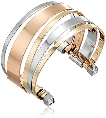 BCBG Generation Tritone Cuff Bracelet
