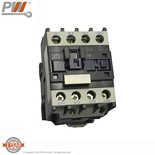 Tengen CJX2-25 24v Contactor All Models PWR and PWRC (Except PWR1, PWRC1)